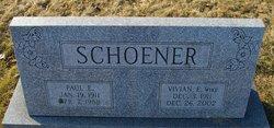 Paul E Schoener