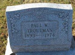 Paul W Troutman