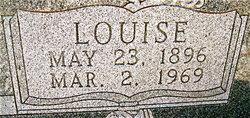 Louise Ida <I>Becker</I> Huebner