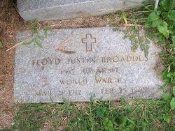 Floyd Justin Broaddus