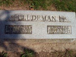 Johanna <I>Thielke</I> Ludemann
