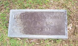 Lucille Adelaide Anthony