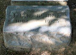 "Lillian ""Lillie"" <I>England</I> Buhner"