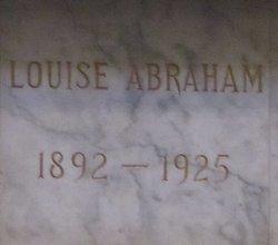 Louise Abraham