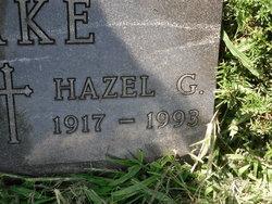 Hazel <I>Grollmus</I> Hake