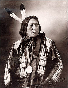 Chief Daniel Hollow Horn Bear
