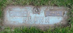 """Chester A. """"Pop"""" Brown"""