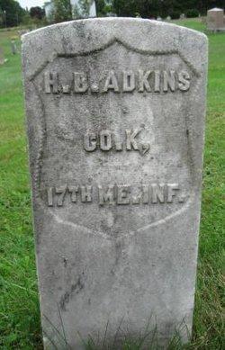 Henry B Adkins