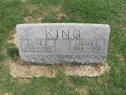 Lucian B King