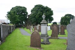 Sanquhar Churchyard and Extension