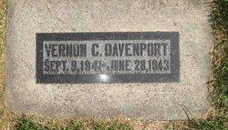 Vernon Callister Davenport