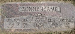 George Gottlieb Ronnenkamp, Sr