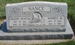 Wendell M. Nance