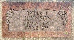 Arthur Nelson Johnson