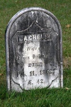 Rachel S <I>Palmer</I> Dickerson