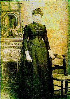 Sarah Frances <I>Goins</I> Laycock