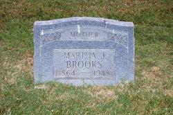 Martha Jane <I>McCallister</I> Brooks