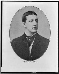 James Gillespie Blaine, Jr