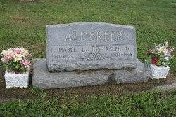 Mabel L. <I>Polley</I> Alderfer