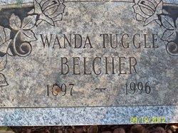 Wanda Gladys <I>Hammans</I> Belcher