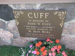 Margaret Jean <I>Hurl</I> Cuff