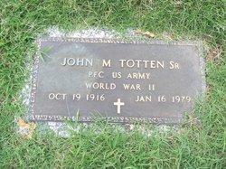 John Madison Totten Sr.