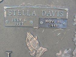 Stella <I>Davis</I> Faith