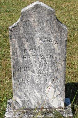 David Franklin Brevard