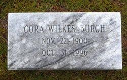 Cora <I>Wilkes</I> Burch