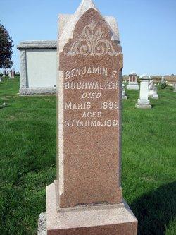 Pvt Benjamin F. Buchwalter