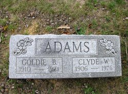 Clyde W. Adams