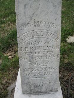 Rachel Rush Kuhlman
