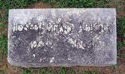 Joseph Lewis Abbott, Sr