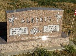 Harm W. Alberts
