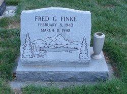 Fred George Finke