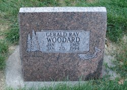 "Gerald Ray ""Gerry"" Woodard"