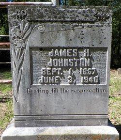James Henry Johnston, Jr