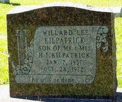 Willard Lee Kilpatrick