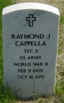 Raymond J Cappella
