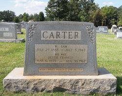 William Samuel Carter