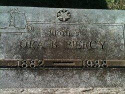 Ora Bell <I>Rice</I> Piercy