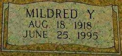 Mildred Irene <I>Young</I> Kilpatrick
