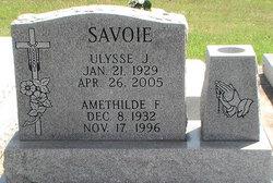 Ulysse Jean Savoie