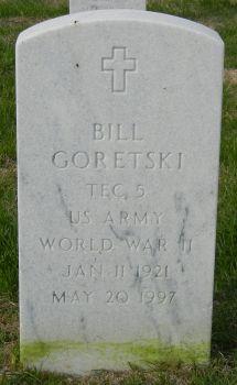 Bill Goretski