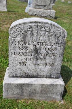 Elizabeth <I>Pomeroy</I> Crittenden