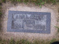 Anna <I>Polak</I> Cizek Peka