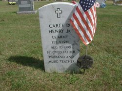 Carle D Henry, Jr