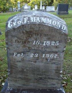 George Francis Hammond