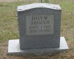 Lilly W. Arbaugh
