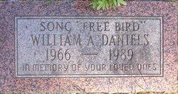 """William A """"Billy"""" Daniels"""